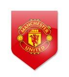 FC Manchester United Στοκ Εικόνες