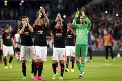 FC Manchester United Royalty Free Stock Images