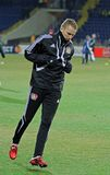 FC Metalist Kharkiv - Bayer 04 Λεβερκούζεν Στοκ Εικόνα