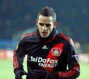 FC Metalist Kharkiv - Bayer 04 Leverkusen Images libres de droits