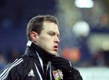 FC Metalist Kharkiv - Bayer 04 Leverkusen Image libre de droits