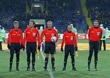 FC Metalist Kharkiv - Bayer 04 Leverkusen Immagine Stock Libera da Diritti