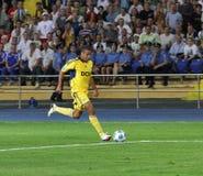 FC Metalist Kharkiv vs. FC Dynamo Kyiv Royalty Free Stock Photos