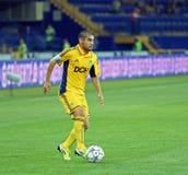 FC Metalist vs FC Illichivets soccer match Stock Photos