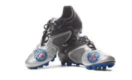 FC Paris St Germain - Fußballstiefel Lizenzfreie Stockfotos