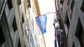 FC Porto fan flaga zdjęcie wideo