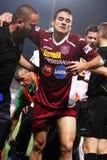 FC Rapid Bucharest-CFR Cluj Stock Photos