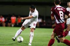 FC Rapid Bucharest-CFR Cluj Royalty Free Stock Image