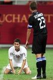 FC Rapid Bucharest - FC Heerenveen Royalty Free Stock Image