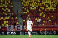 FC schnelles Bucharest - FC Heerenveen Stockfotografie