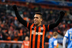 FC Shakhtar Donetsk player Alex Teixeira Stock Photos