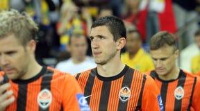 FC Shakhtar Donetsk players Stock Photos