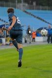 FC Stal contre FC Dinamo Photographie stock