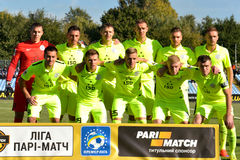 FC Stal football team Royalty Free Stock Images