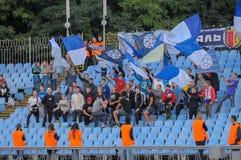 FC Stal vs FC Dinamo Stock Photo