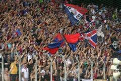FC Steaua Boekarest - FC Ekranas Royalty-vrije Stock Foto's