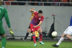 FC Steaua Boekarest - FC Molde Royalty-vrije Stock Foto