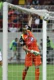 FC Steaua Bucarest - CFR Cluj fotografia stock