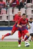 FC Steaua Bucarest - FC Ekranas Imagen de archivo libre de regalías