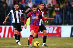 FC Steaua Bucarest - U Cluj Imagen de archivo