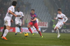 FC Steaua Bucharest - FC Dinamo Bucharest Stock Images