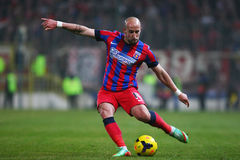 FC Steaua Bucharest - FC Dinamo Bucharest Royalty Free Stock Photos