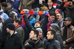 FC Steaua Bucharest - FC Dinamo Bucharest Royalty Free Stock Photos