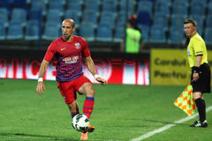 FC Steaua Bucharest - FC Ekranas Stock Photos