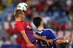 FC Steaua Bucharest - FC Ekranas Royalty Free Stock Image