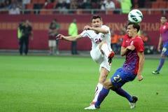 FC Steaua Bucharest - FC Rapid Bucharest Stock Image