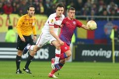 FC Steaua Bucharest - FC Stuttgart Stock Photography