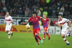 FC Steaua Bucharest - FC Stuttgart Stock Photo