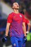 FC Steaua Bucharest - FC Turnu Severin Arkivfoto