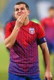 FC Steaua Bucharest - FC Turnu Severin Stock Images