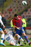 FC Steaua Bucharest - FC Turnu Severin Royalty Free Stock Image