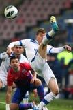 FC Steaua Bucharest - FC Turnu Severin Stock Image