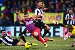 FC Steaua Bucharest - U Cluj Stock Photos