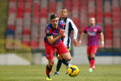 FC Steaua Bucharest - U Cluj Royalty Free Stock Images