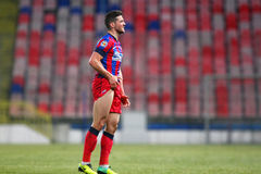 FC Steaua Bucharest - U Cluj Royalty Free Stock Photography