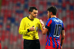FC Steaua Bucharest - U Cluj Stock Images