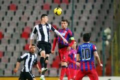 FC Steaua Bucharest - U Cluj Royalty Free Stock Images