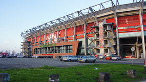 FC Twente football stadium in Enschede Royalty Free Stock Photos