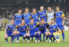 FC VERMINDER Borisov Royalty-vrije Stock Afbeelding