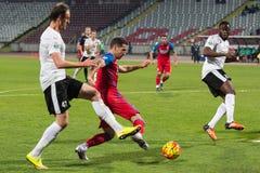 FC Voluntari - Steaua Bucuresti Royaltyfri Foto