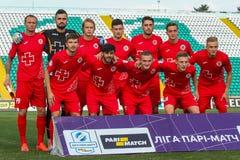 FC Volyn Lutsk Fotografia Stock Libera da Diritti
