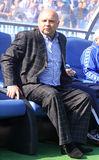 FC Zakarpattya Uzhgorod manager Igor Gamula Royalty Free Stock Photography