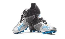 FC Zenit - ботинки футбола Стоковая Фотография RF