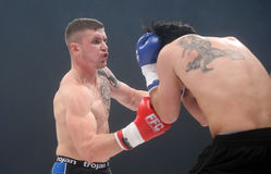 FCC Final Fight Championship Stock Image