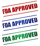 FDA approved Stock Photos