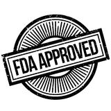 Fda approved stamp royalty free stock images